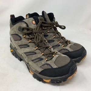 Merrell Men's Moab 2 Mid Ventilator Walnut J06045